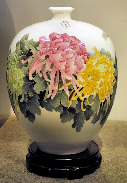 Free photo: Vase, Decoration, China - Free Image on Pixabay - 1034795