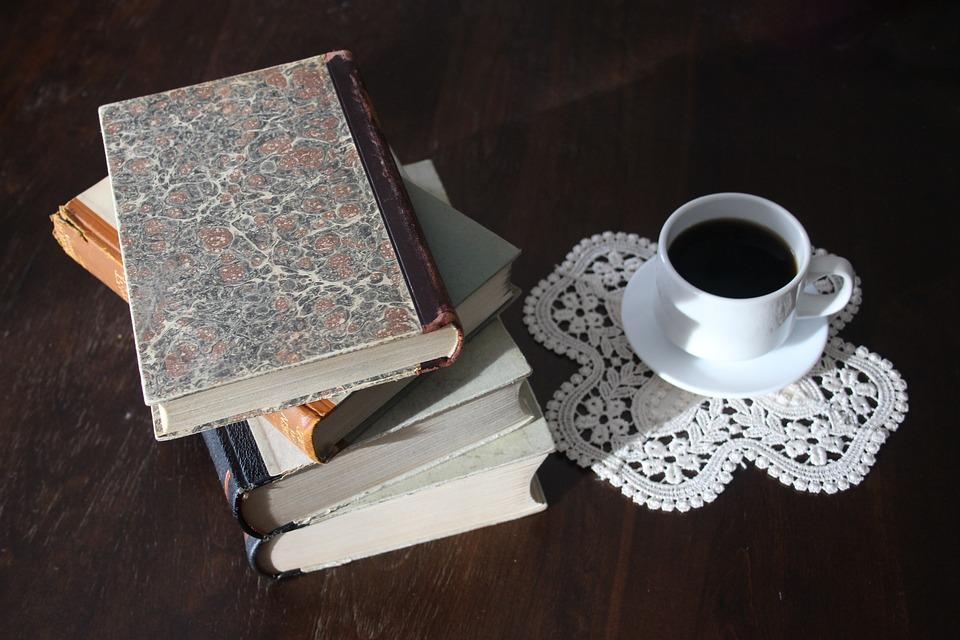 Livres, Vieux Livre, Pile, Vintage, Antique