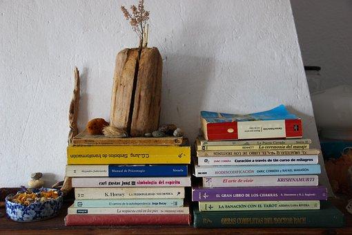 Bücher, Bücherregale, Bücherregal