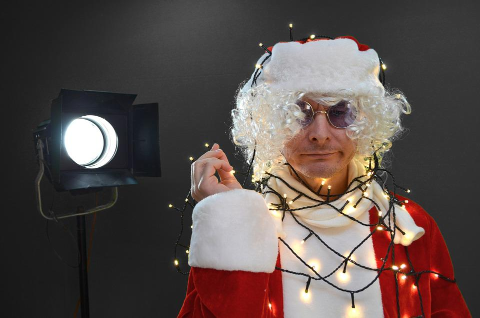 Satire Kerstmis Xmas Gratis Foto Op Pixabay