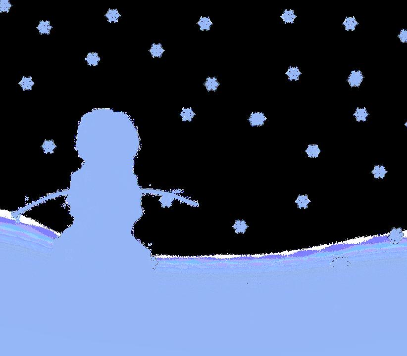 Bonhomme De Neige Il Hiver Image Gratuite Sur Pixabay