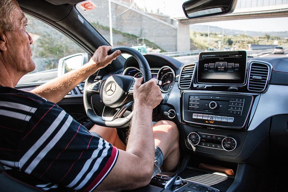Mercedes-Benz, Car, Automotive, Automobile, Driving