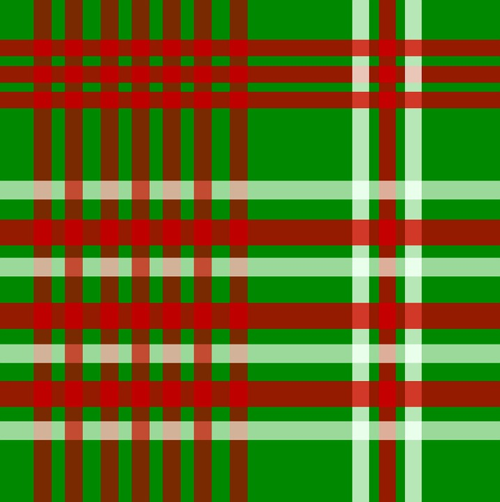 christmas colors red green white geometric design - Why Are Red And Green Christmas Colors