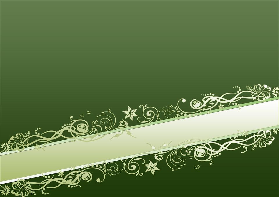 Fabuleux Fioriture Forme Bannière · Image gratuite sur Pixabay @DF_78