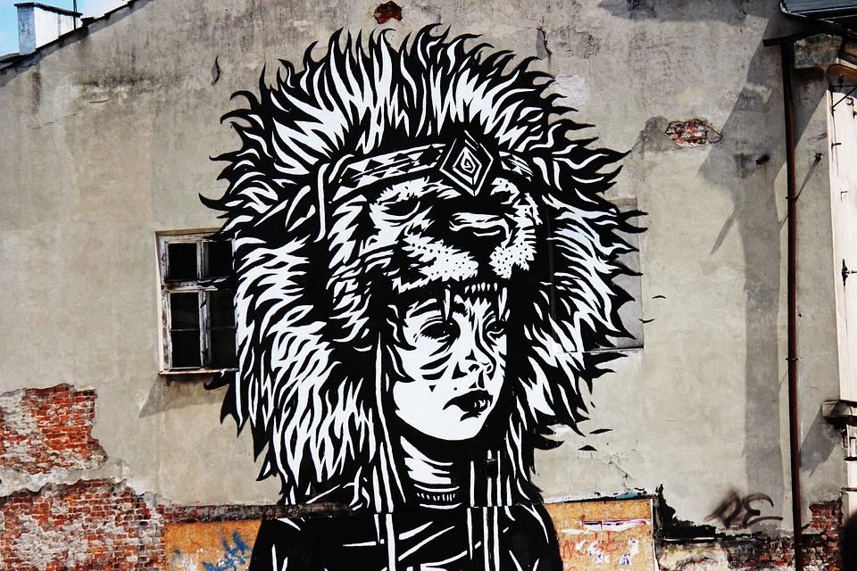 Graffitis murales for Graffitis y murales callejeros