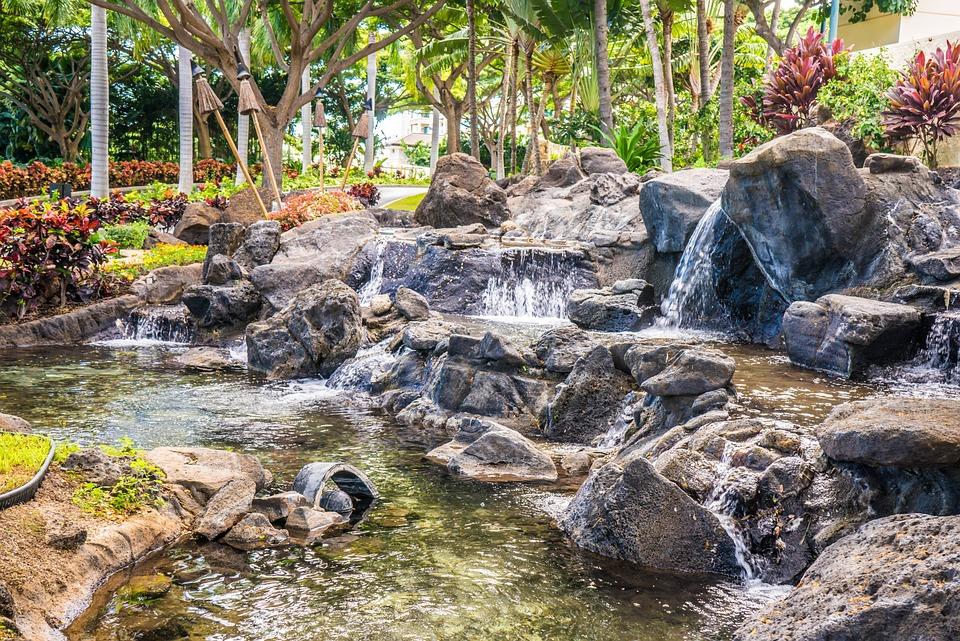 Waterval In Tuin : Waterval tuin rotsen · gratis foto op pixabay