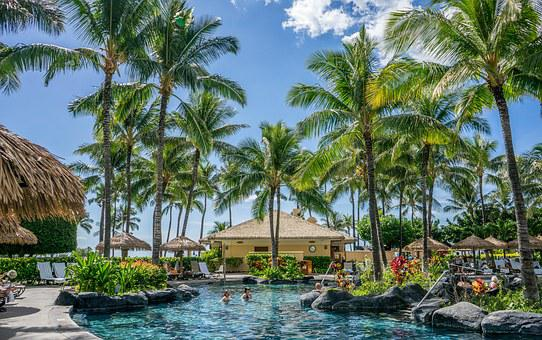 Hawaii, Oahu, Resort, Ko Olina, Marriott