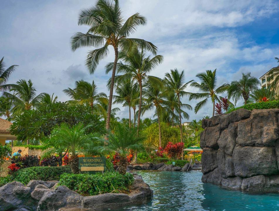 Hawaii, Oahu, Resort, Ko Olina, Marriott