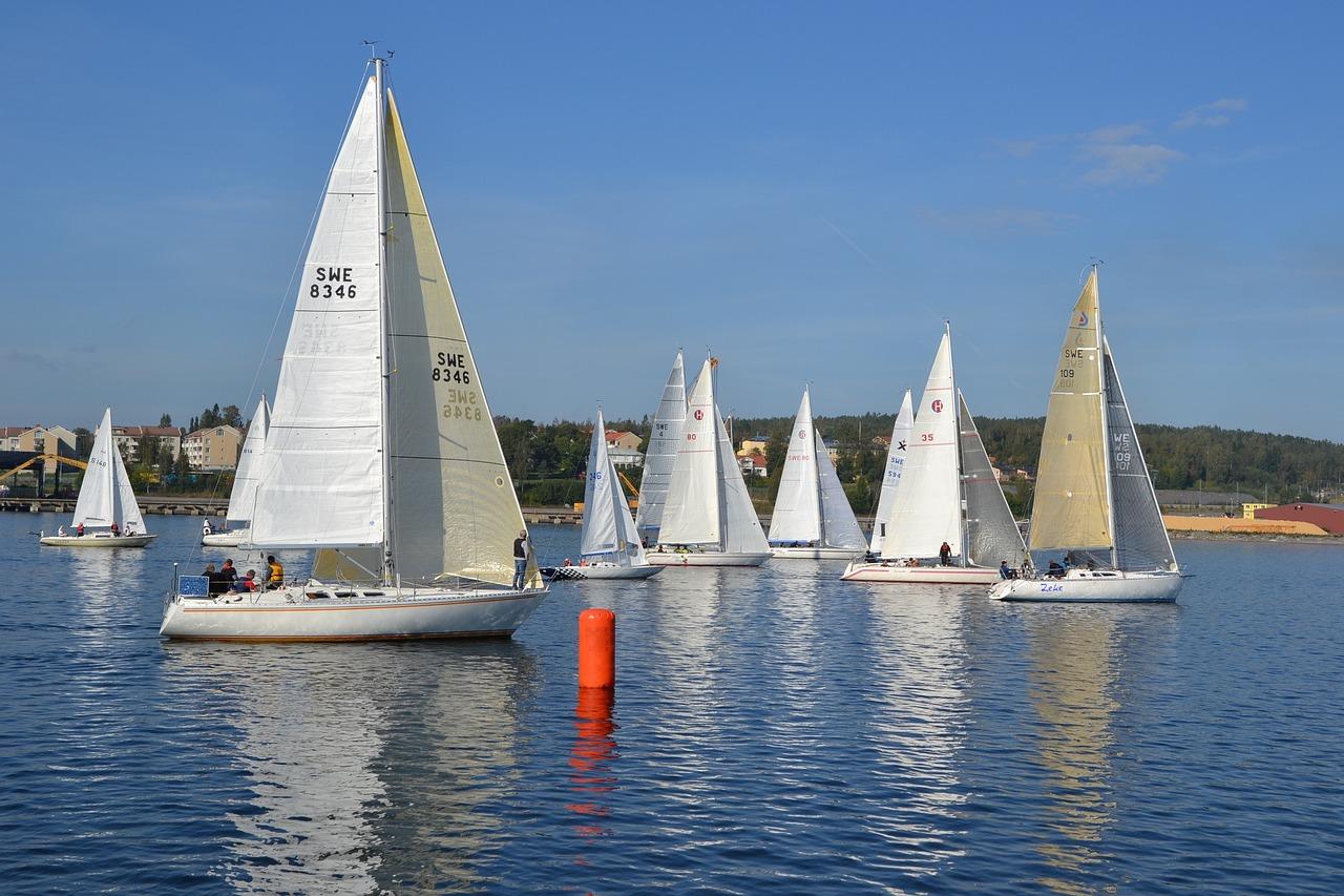 яхты на крестовском острове фото #10