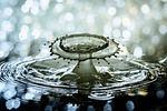 drip, water, drop of water
