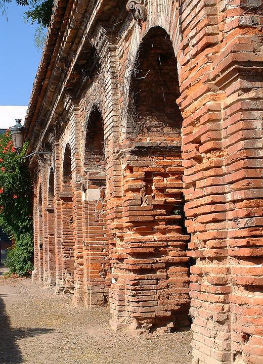 Fabuleux Photo gratuite: Toulouse, Brique, Ville Rose - Image gratuite sur  PR57