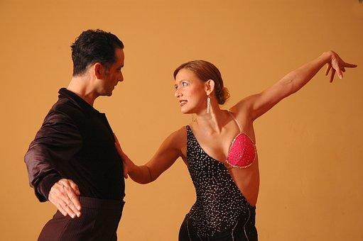 Ballroom, Latin, Dance, Dancing