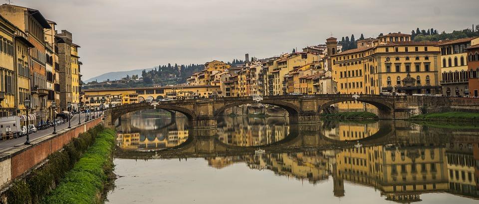 Préférence Photo gratuite: Florence, Italie, Fleuve Arno - Image gratuite sur  OQ15