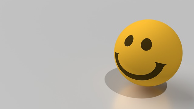 Free Illustration Smiley Face Emoji Emote Free Image