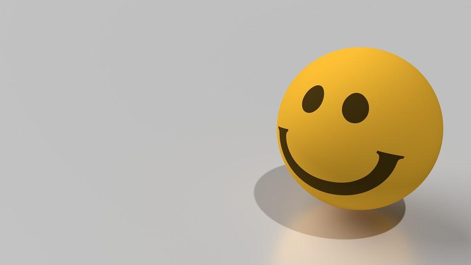 Gülen Yüz Emoji Pixabayde ücretsiz Resim