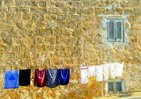 Washing Day, Washing