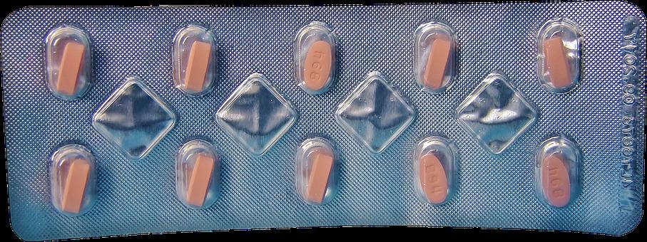 Cura, Píldoras De La Dieta