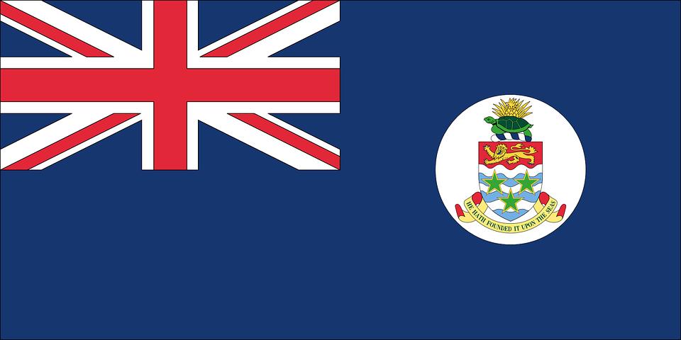 标志, 国家, 开曼岛