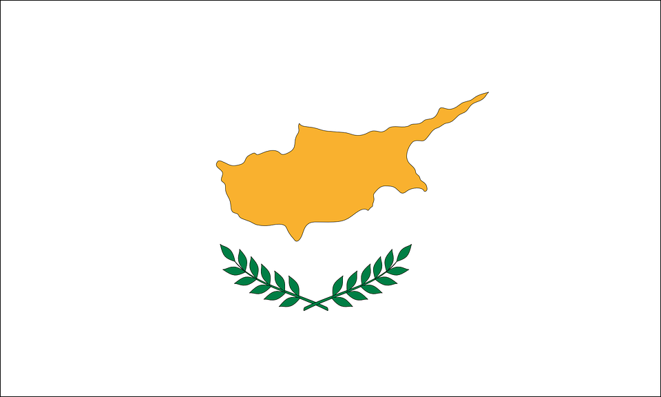 Bandera, País, Chipre