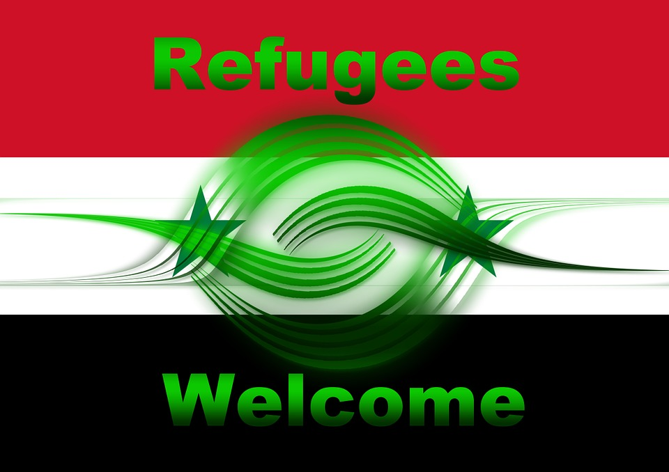 Syria Refugees Flag Free Image On Pixabay