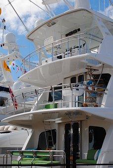 Yacht Yacht Exterior Decks Sport Fishing F