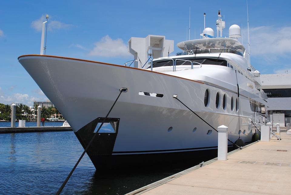 Yacht Exterior Superyacht Megayacht