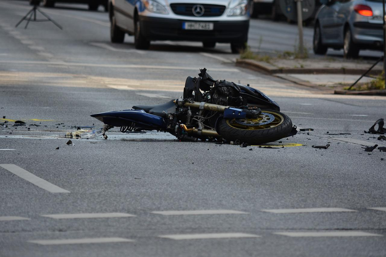 Motorcycle Accident Road - Free photo on Pixabay