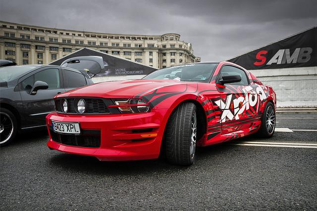 Free Photo Mustang Car Sport Auto Design Free Image