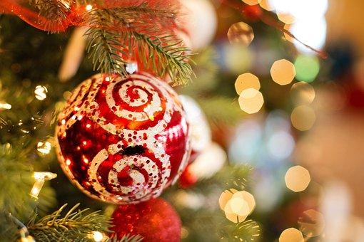 Christmas Ornament Xmas Lights Holiday