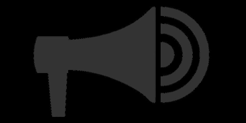 Auto-Lautsprecher Ton Symbol · Kostenloses Bild auf Pixabay