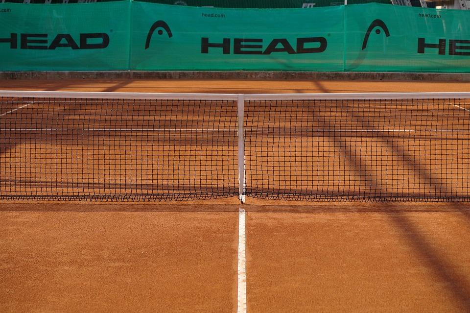 Tennis Clay Court Free Photo On Pixabay