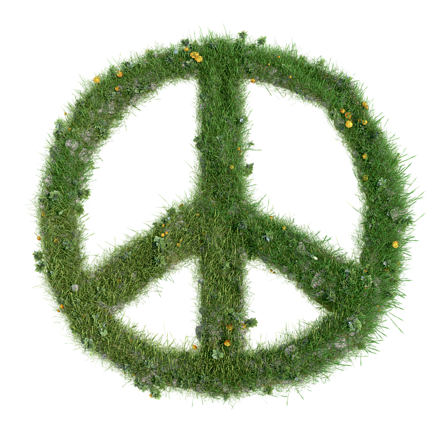 Free Illustration Peace Sign Peace Sign Love Free