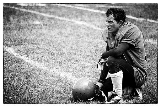 Esporte, Futebol Americano, Derrota