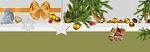 banner, christmas, node