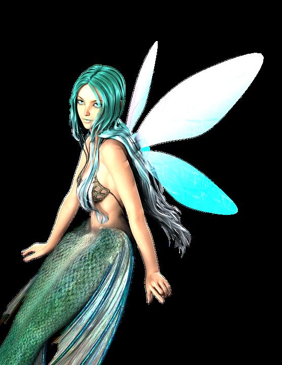 transparent mermaid - photo #33