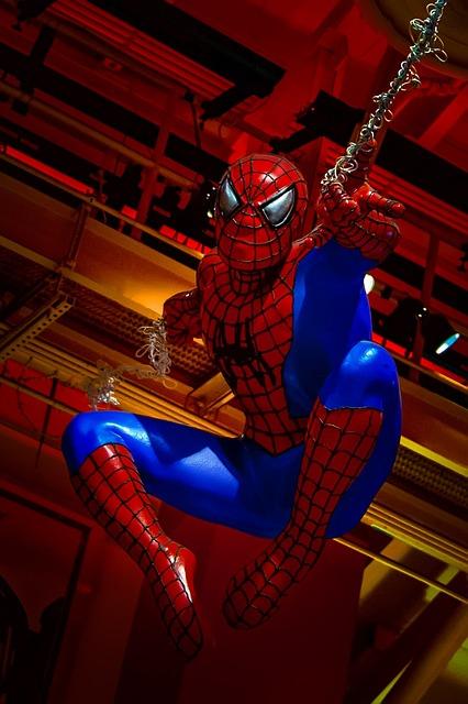 Spiderman Hero · Free photo on Pixabay | 426 x 640 jpeg 80kB