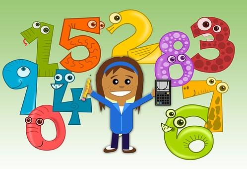 Matematyka, Płacić, Cyfry, Student