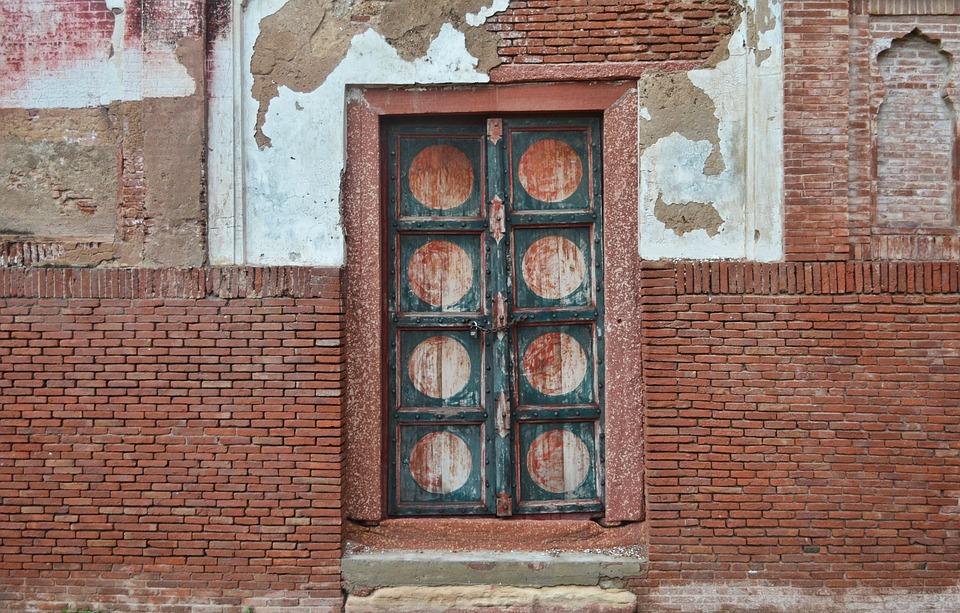 wood door texture. wooden door texture bricks brick wall old wood