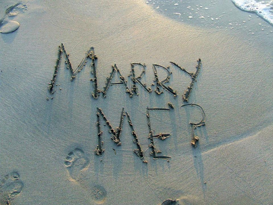 Marry Me, Marriage Proposal, Question, Proposal