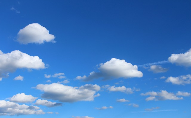 Free Photo: Clouds, Blue Sky And Clouds
