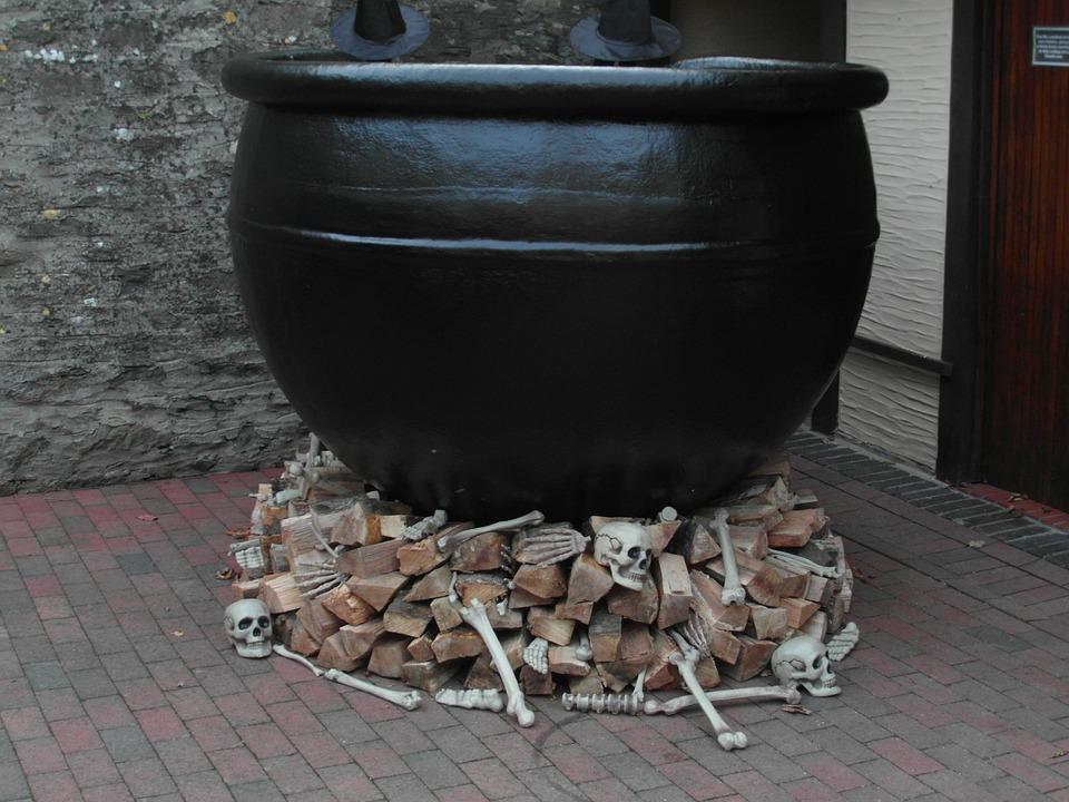Free photo: Cauldron, Halloween, Witch - Free Image on ...