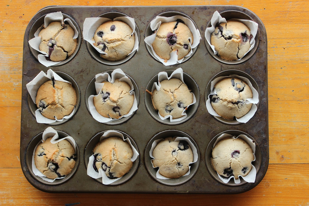 Muffins Gluten Free for ADD