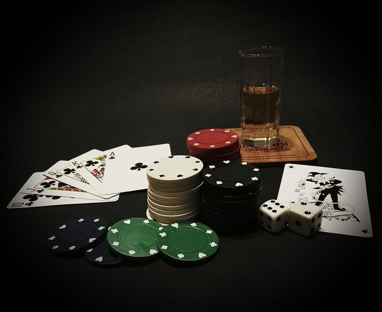 самом картинки на тему карточных игр рисунок