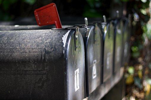 Mail, Newsletter, Home, Mailbox, Mieten