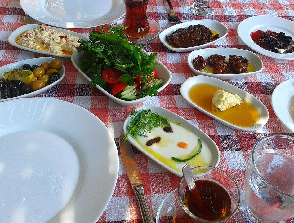 Voedsel, Maaltijd, Ontbijt, Turkse