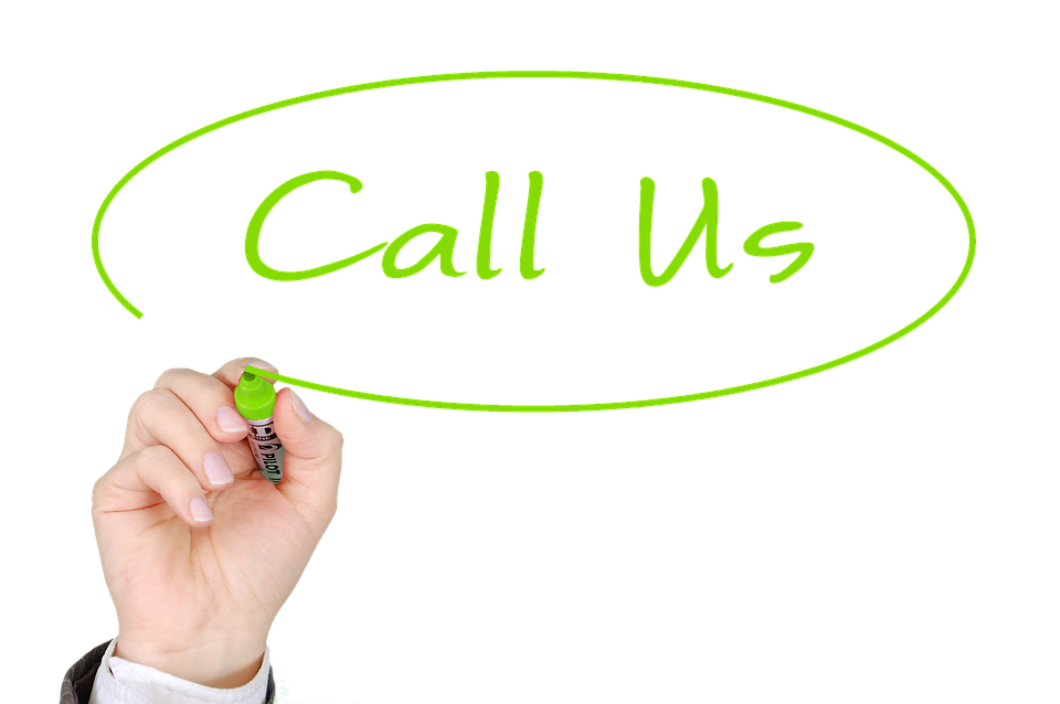Call Us, Business, Contact, Call, Us, Support