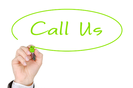 Call Us, Business, Contact, Call, Us