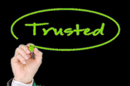 ビジネス, 信頼できます, 信頼, 成功, 人, パートナーシップ