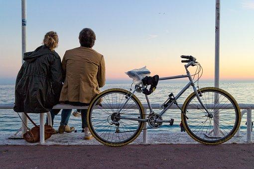 La France, Agréable, Provence, Vélo