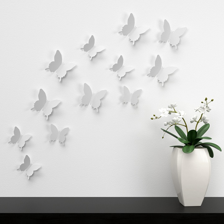 Butterfly Wall Decoration   Free photo on Pixabay